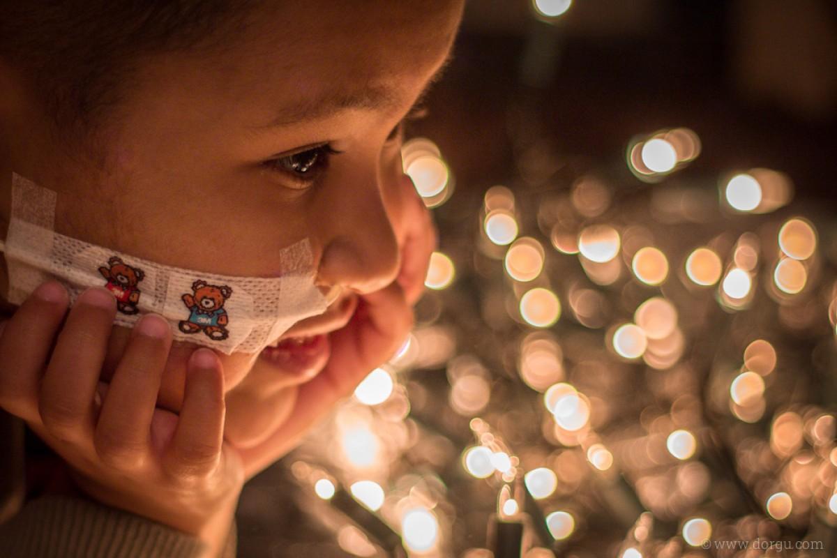 Η 5χρονη Zofeya πάσχει από καρκίνο – Μια συγκινητική σειρά φωτογραφιών