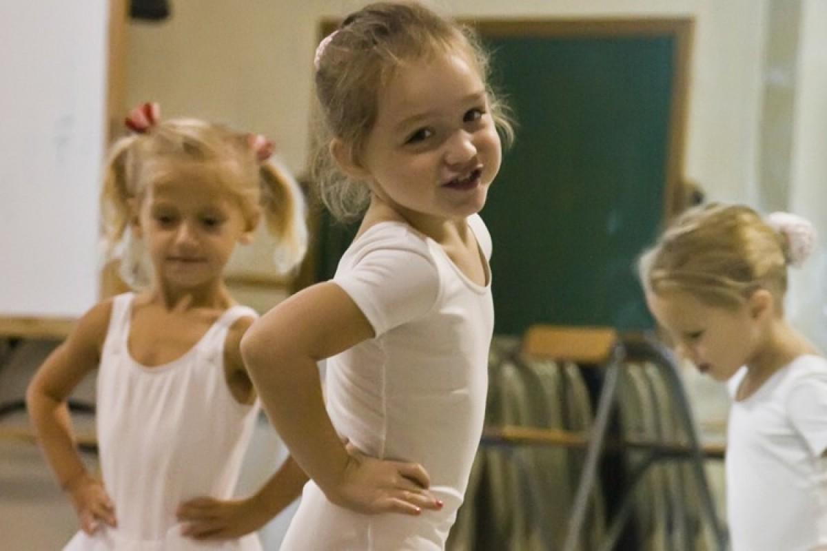 Κορίτσια και μπαλέτο