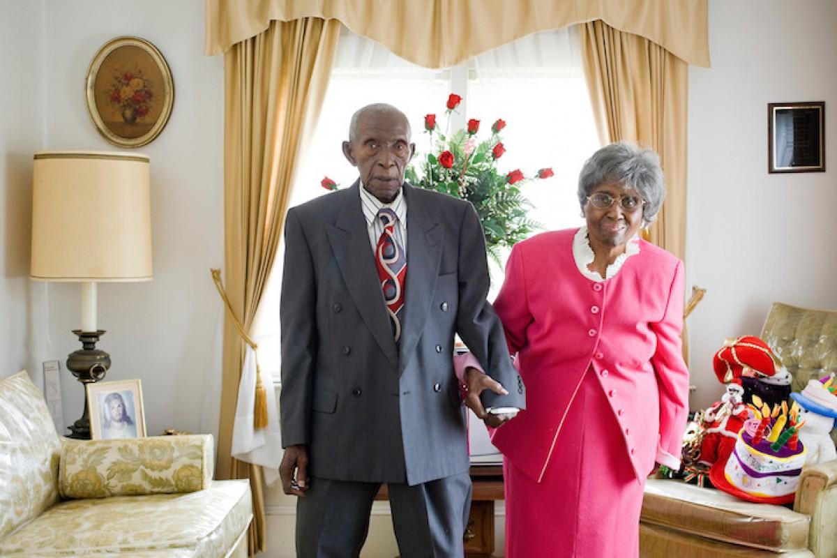 Συμβουλές για την παντοτινή αγάπη από το μακροβιότερο ζευγάρι