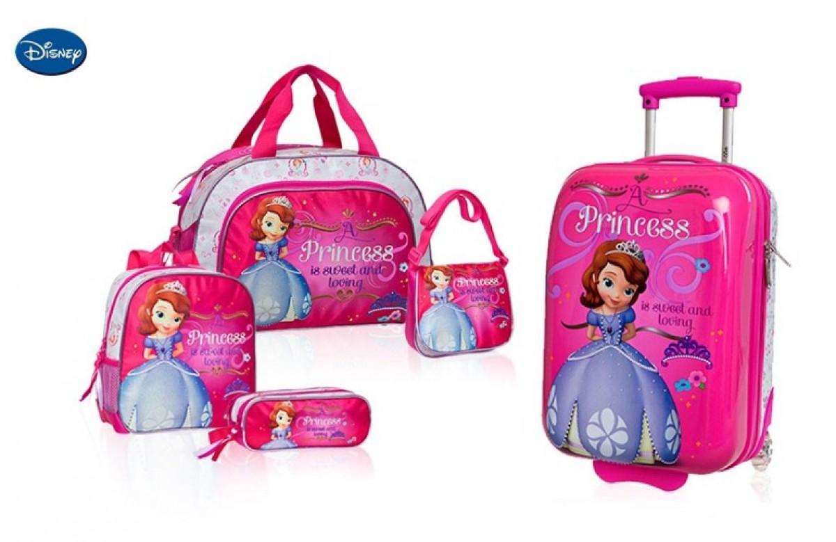 Η πριγκίπισσα Σοφία έρχεται μαζί της στο σχολείο!