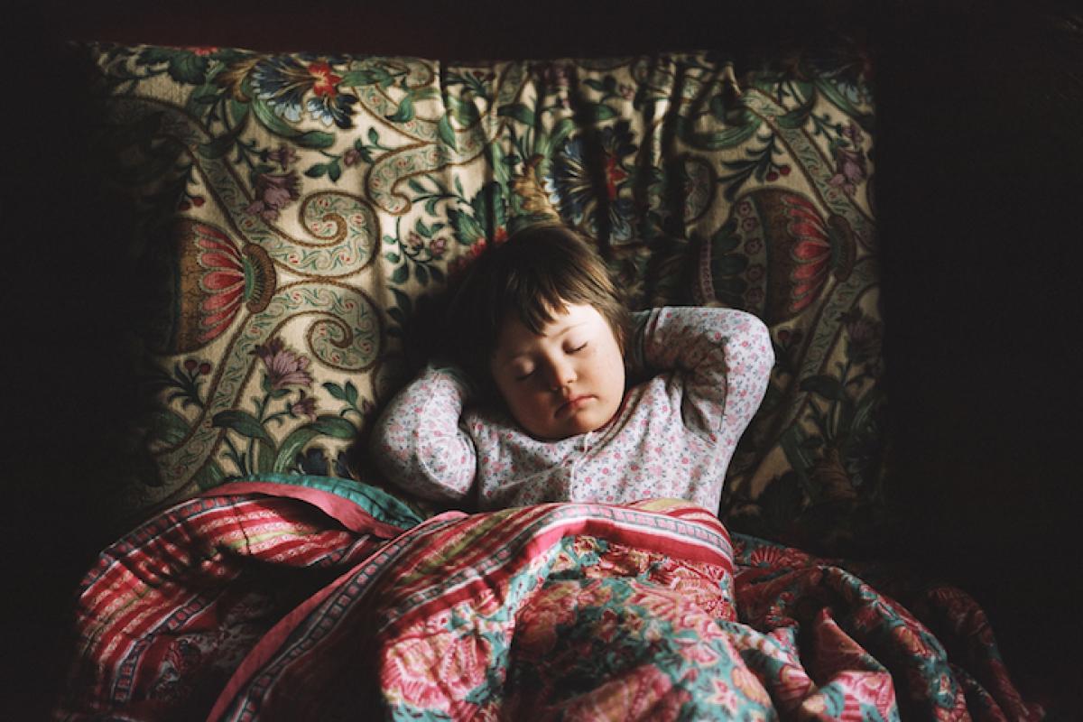 Μαμά αποκαλύπτει την αγάπη της για την κόρη της μέσα από υπέροχες φωτογραφίες