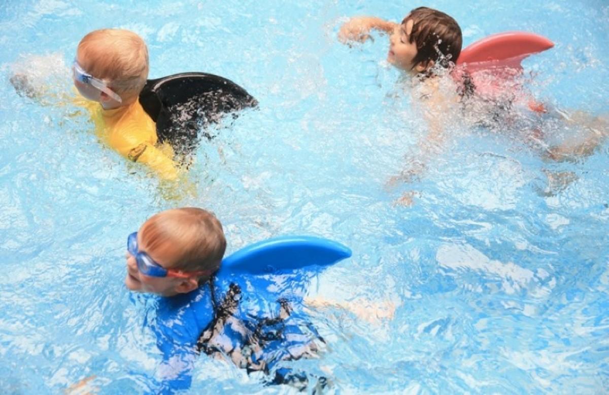 Swimfin: για να κολυμπούν σαν… δελφίνια!