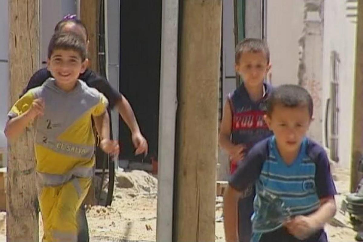 Τα παιδιά της Γάζας – ένα σοκαριστικό ρεπορτάζ από τη δίνη του πολέμου