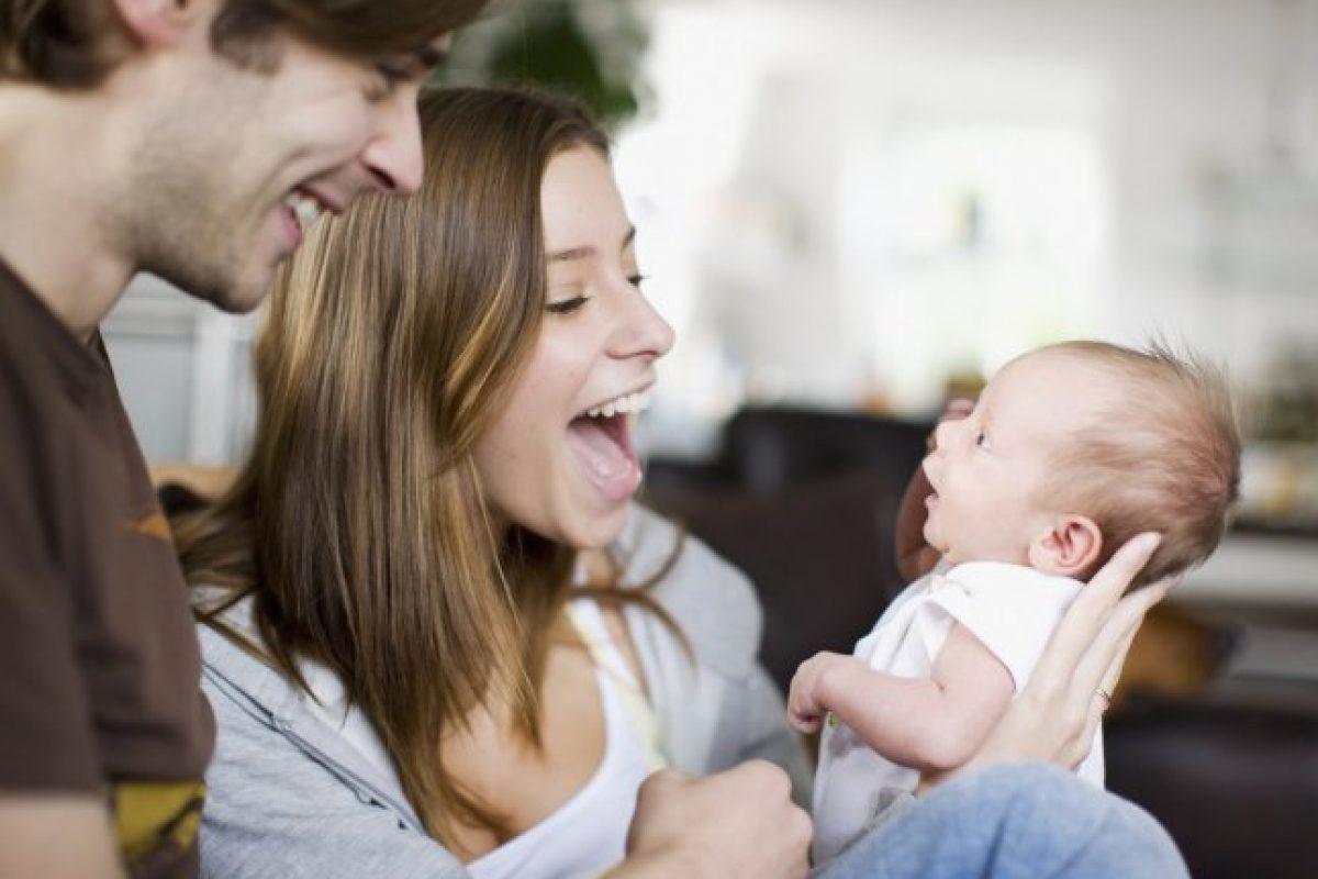 Τι θέλει ένα μωρό από τους γονείς του;