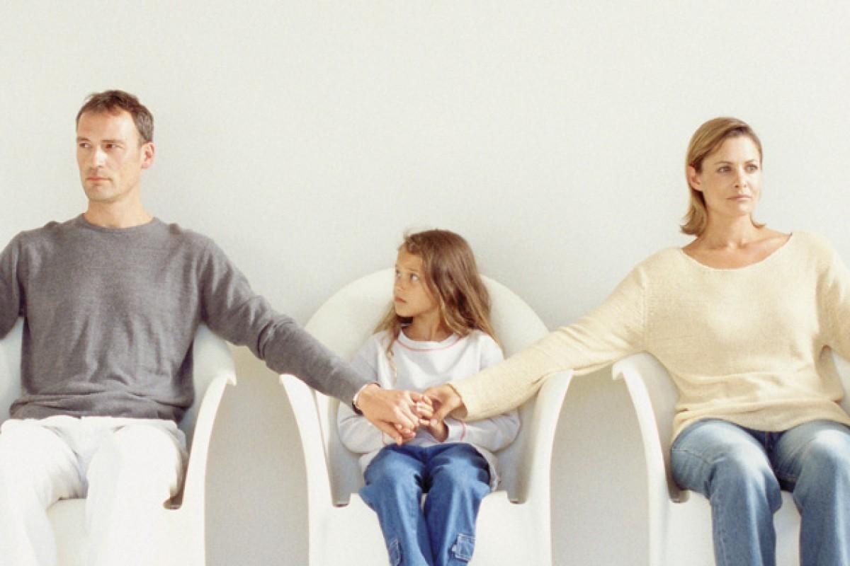 Πώς να μιλήσουμε στα παιδιά για το διαζύγιο