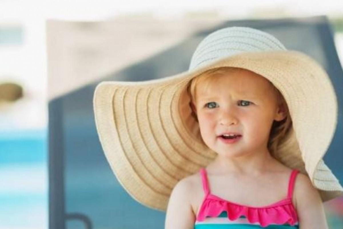 Τι πρέπει να κάνετε αν το παιδί σας πάθει θερμοπληξία