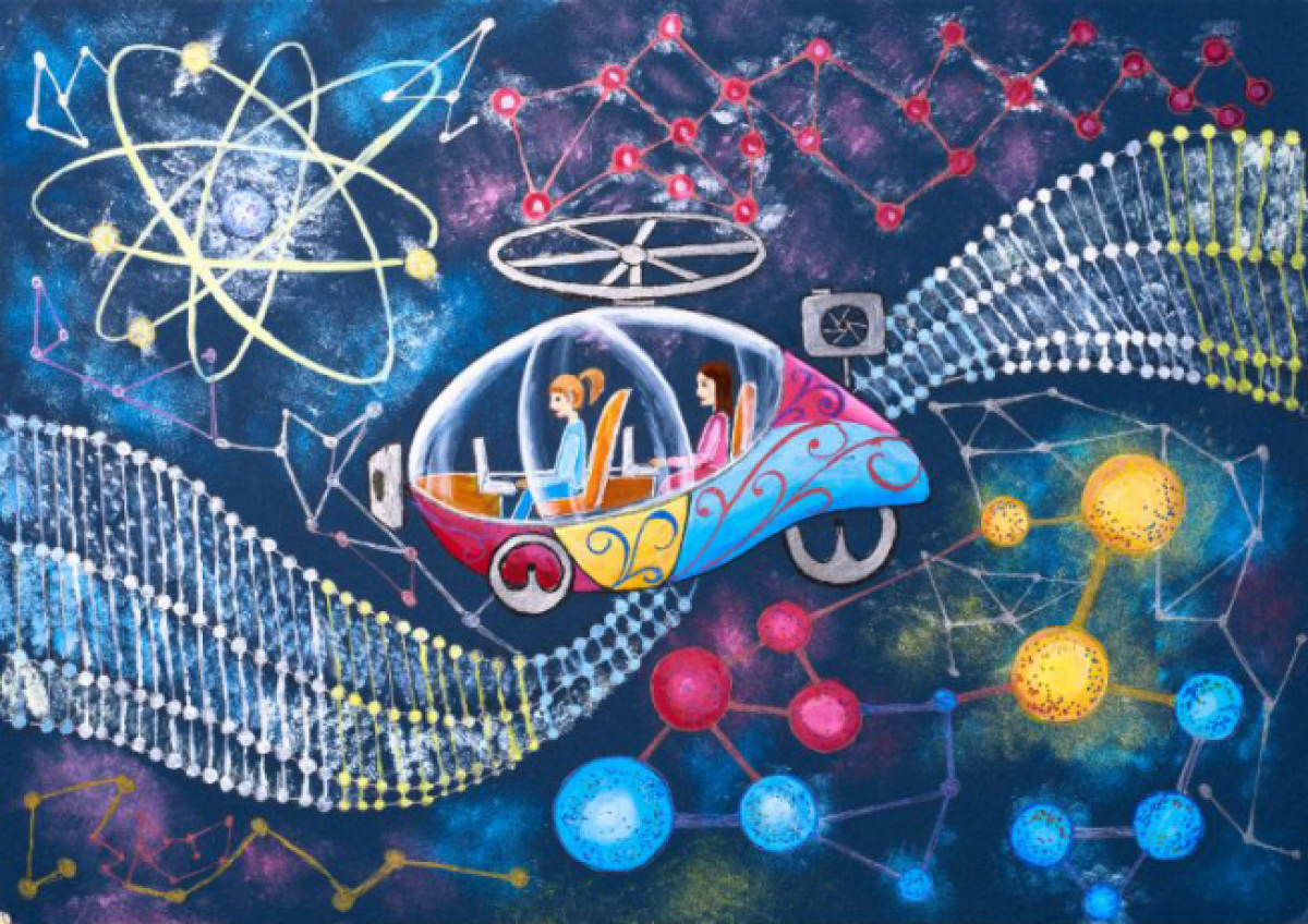 Πώς βλέπουν τα παιδιά τα οχήματα του μέλλοντος;