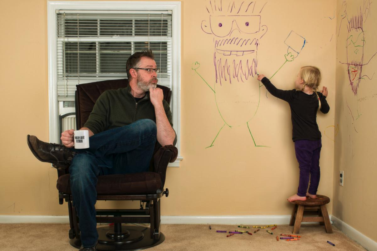 5 πράγματα που έμαθα από την εμπειρία μου ως μπαμπάς