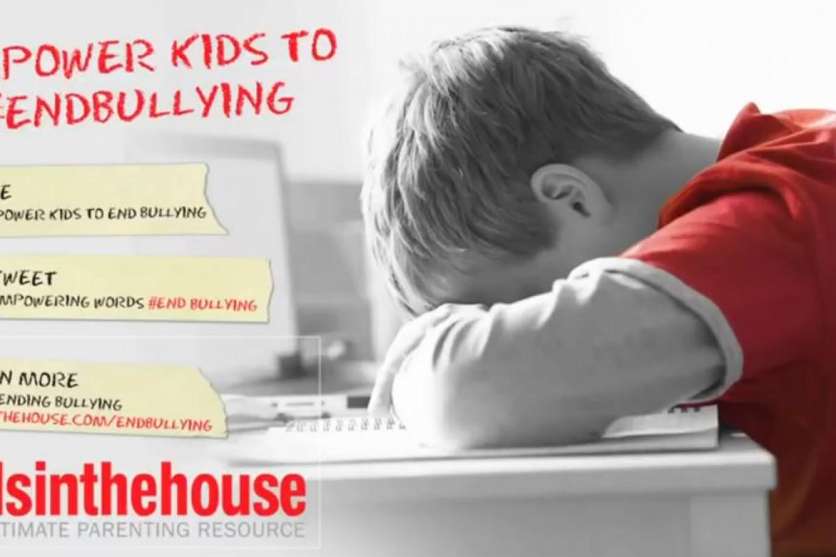 Σταματήστε τον εκφοβισμό