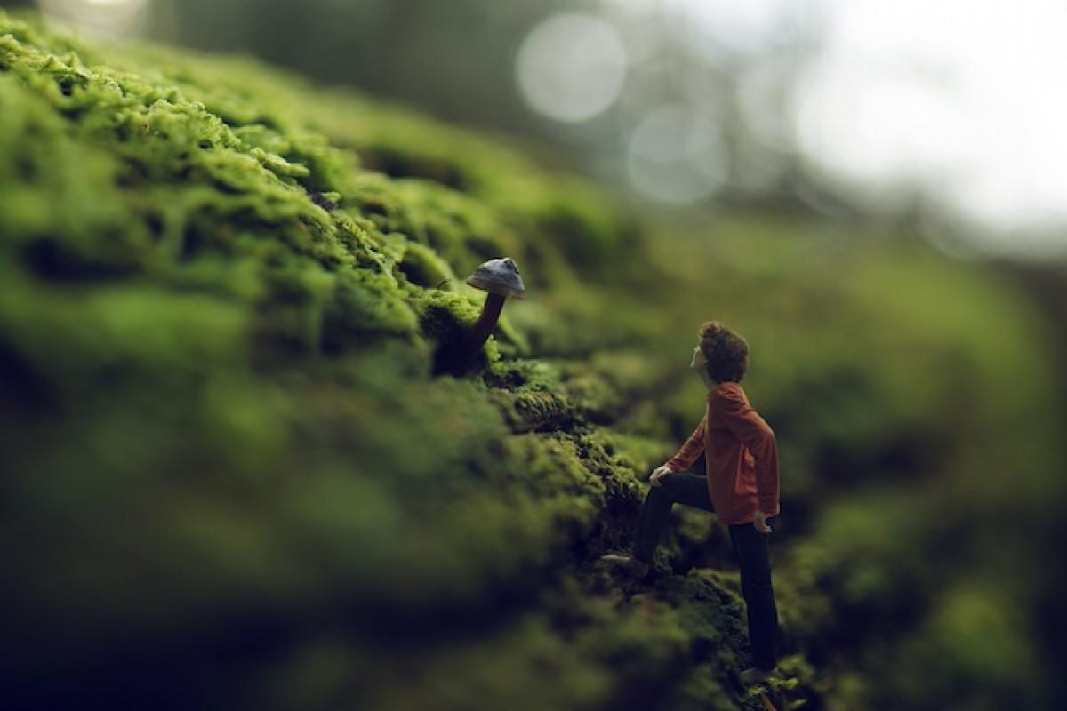 Ο απίθανος λιλιπούτειος κόσμος ενός 15χρονου αγοριού