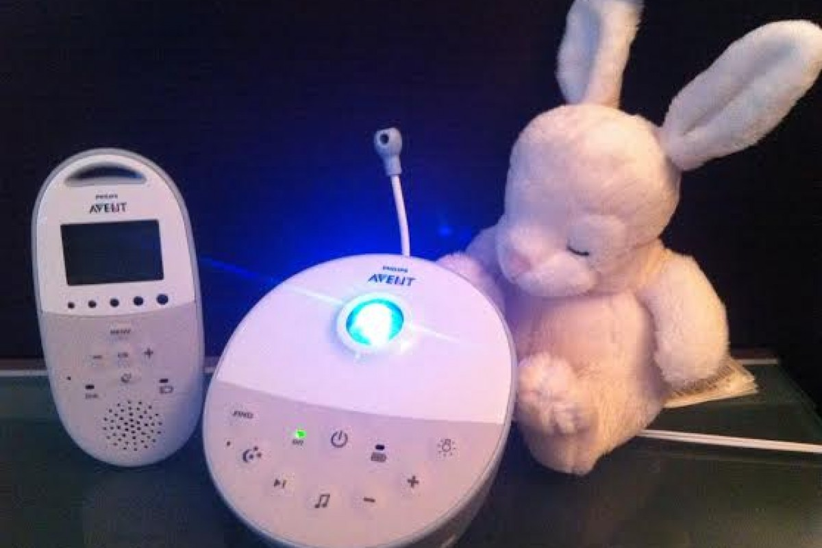 Philips Avent SCD580 –DECT Babyphone| Γιατί έγινε το αγαπημένο gadgetάκι μας!