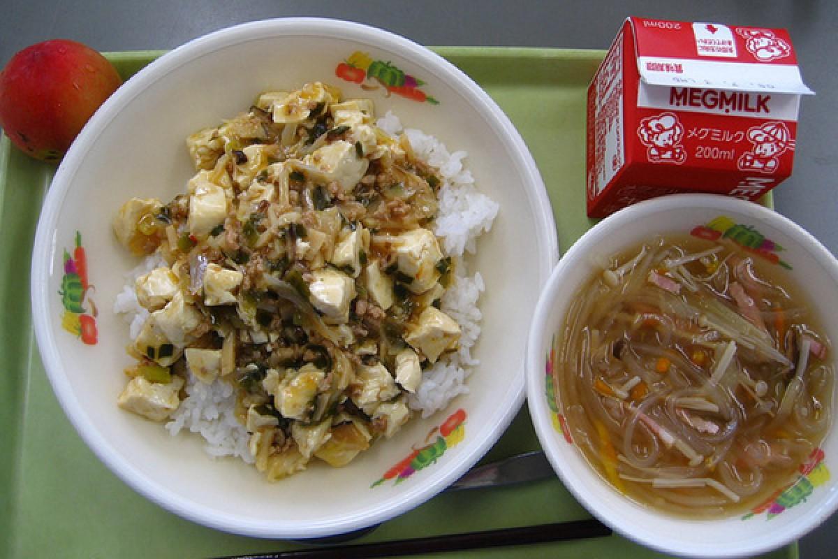 Σχολικά γεύματα από 20 χώρες του κόσμου