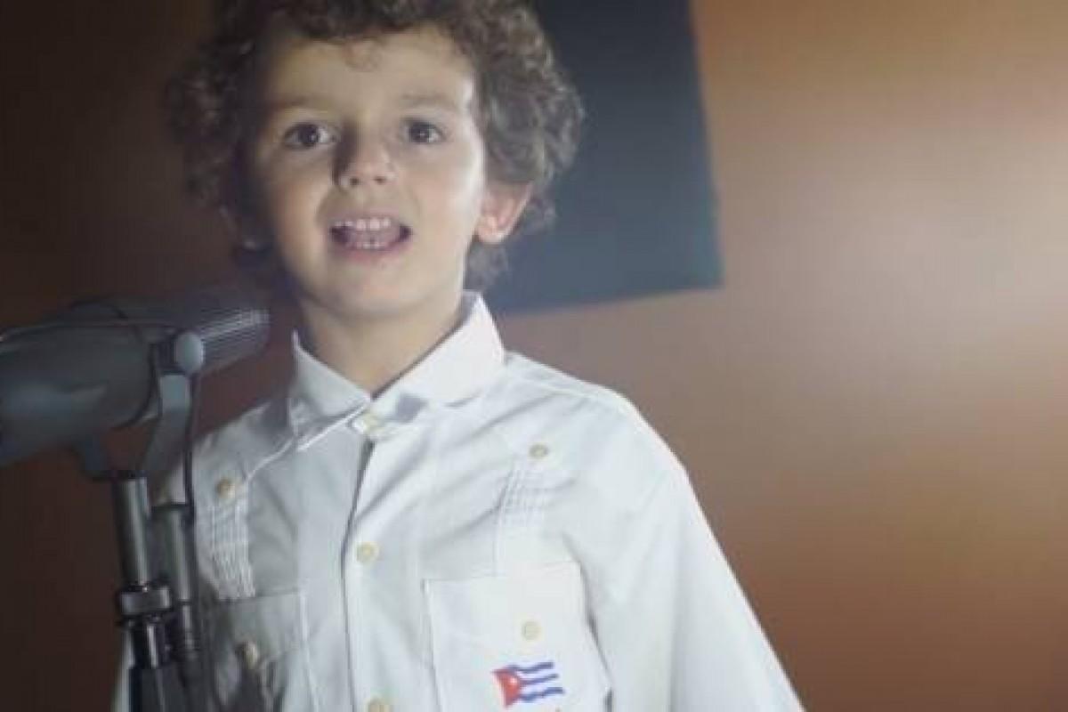 [Βίντεο] Ο 6χρονος Jordan μάς τραγουδάει La Bamba!