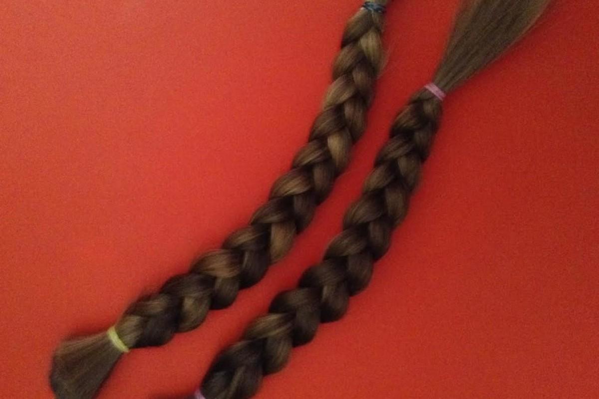 Η μέρα που η κόρη μου χάρισε τα μαλλιά της