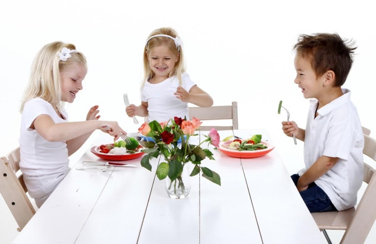 Playte: ένα πιάτο για τα κακόφαγα παιδιά!