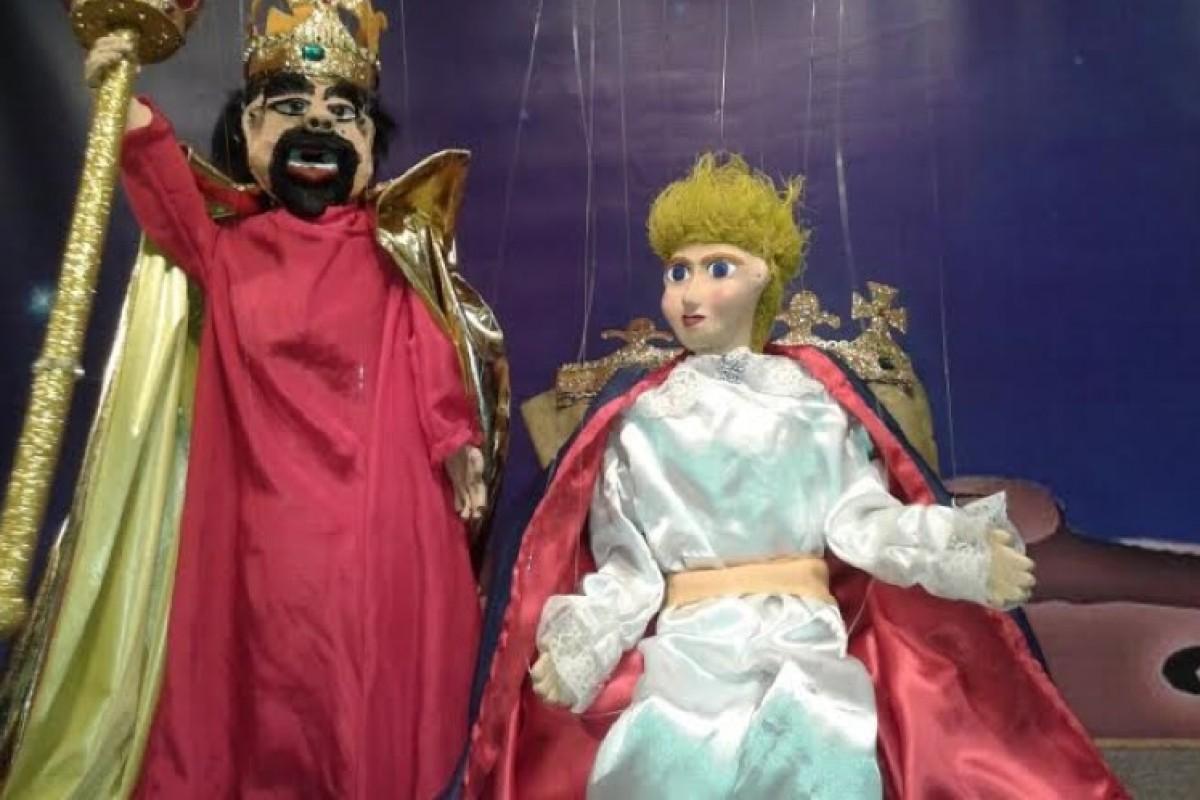 Ο Μικρός Πρίγκιπας σε μια ξεχωριστή παράσταση κουκλοθεάτρου!