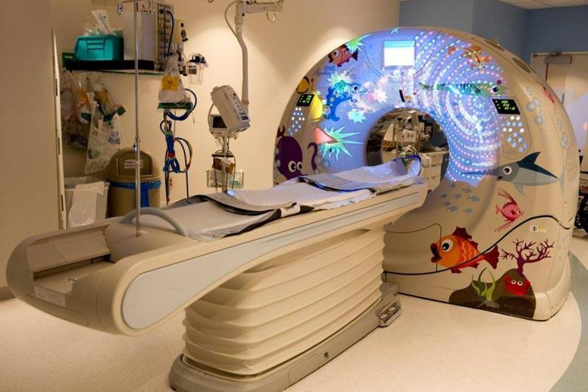 Ένα νοσοκομείο για παιδιά αλλιώτικο απ' τ' άλλα