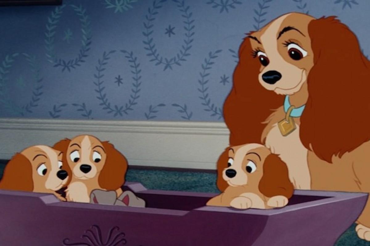 Η πραγματικότητα του να μεγαλώνεις ένα παιδί, μέσα από σκηνές της Disney