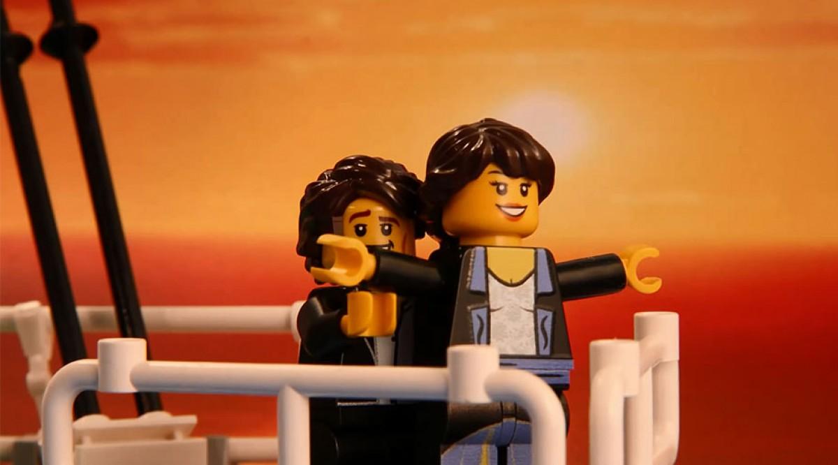 Ένα 14χρονο αγόρι ξαναζωντανεύει διάσημες σκηνές του σινεμά… με LEGO!