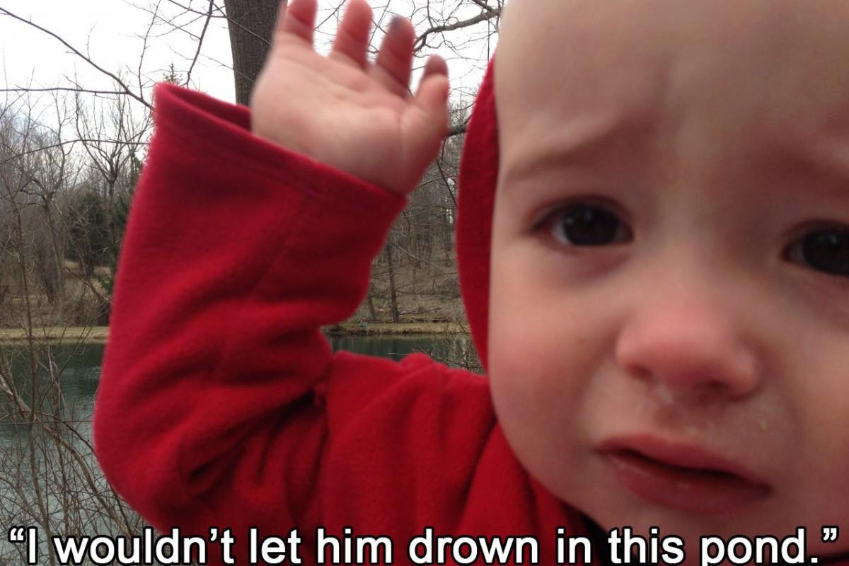 34 ξεκαρδιστικές περιπτώσεις παιδιών που έμπηξαν τα κλάματα για μικροπράγματα