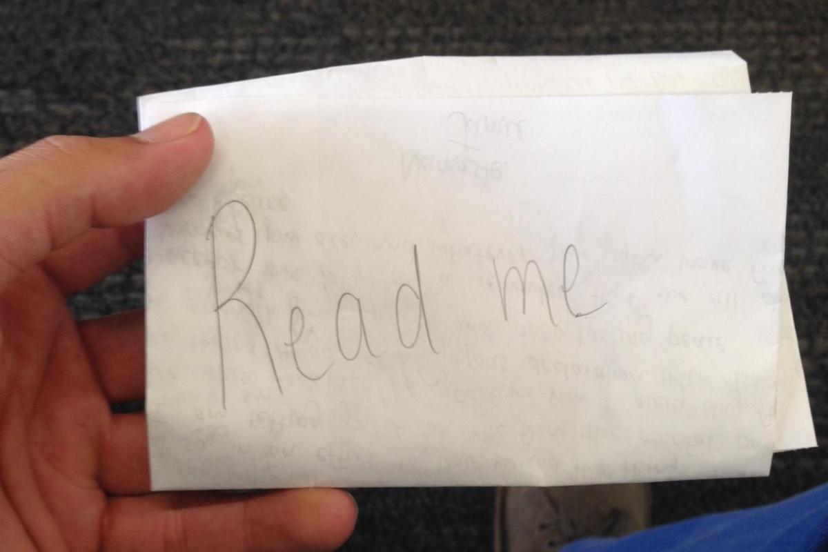 «Διάβασε με» – Ένα γράμμα που μας υπενθυμίζει πως όλοι αξίζουμε την ευτυχία