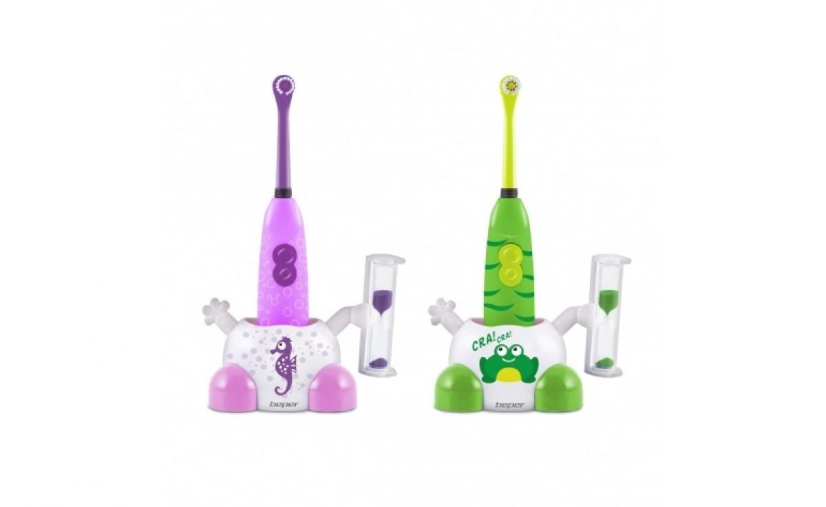 Η πιο χαριτωμένη ηλεκτρική οδοντόβουρτσα για παιδιά!