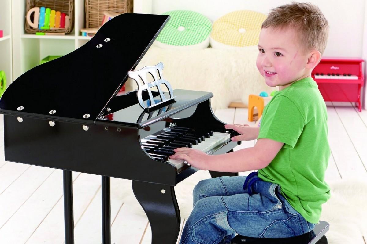Για τους μικρούς πιανίστες!