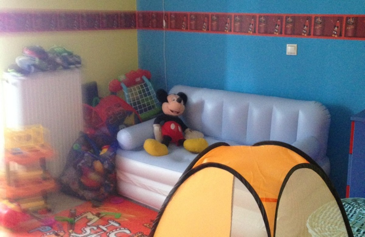 Το δωμάτιο του Γιωργάκη