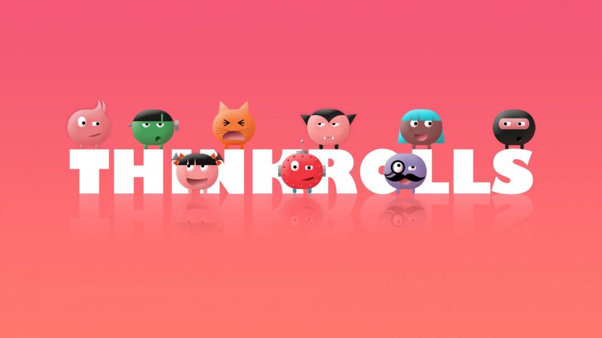 Thinkrolls – μια παιχνιδιάρικη εκπαιδευτική εφαρμογή για παιδιά, φτιαγμένη από Έλληνες