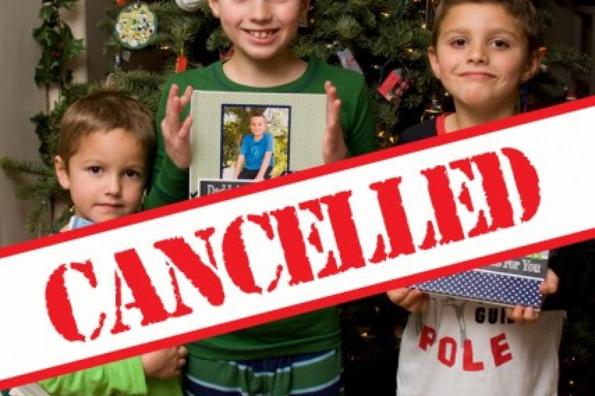 Τα Χριστούγεννα; Μας τελείωσαν!