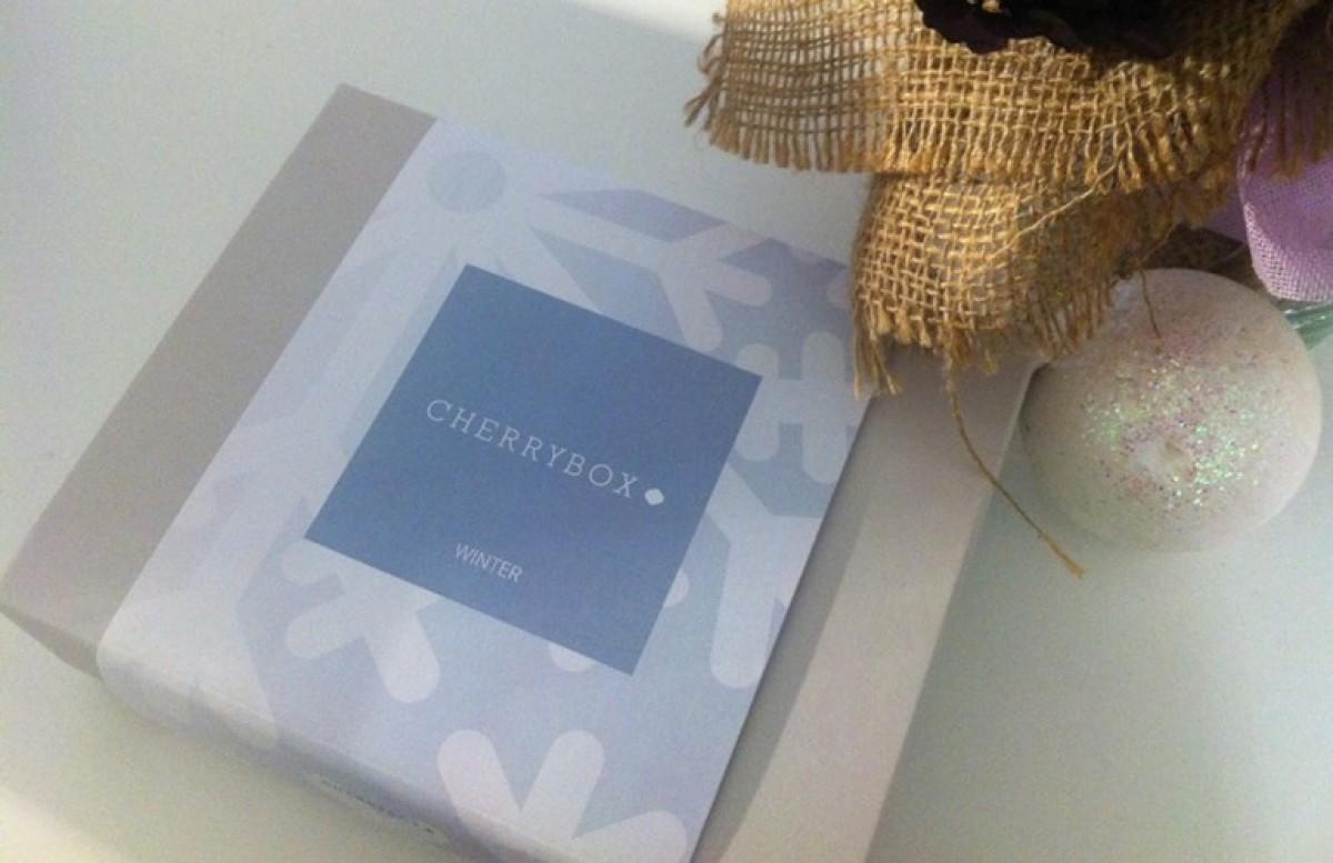 To χειμωνιάτικο Cherrybox είναι λατρεία!