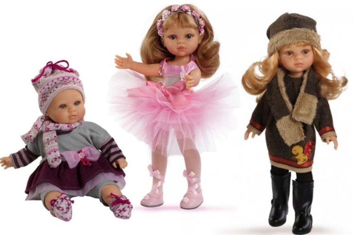 Paola Reina: αυτές οι κούκλες είναι… κούκλες!!