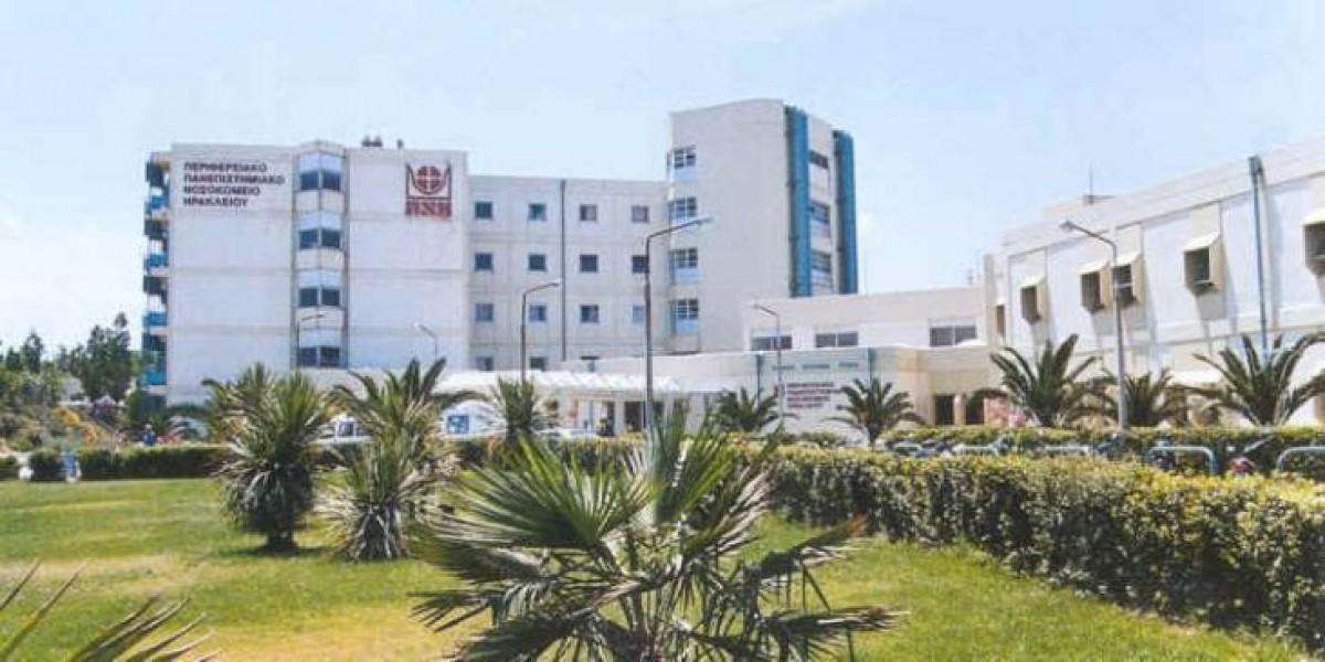 11χρονο κορίτσι μεταφέρεται στο Πανεπιστημιακό Νοσοκομείο Ηρακλείου και μαθαίνει πως είναι έγκυος