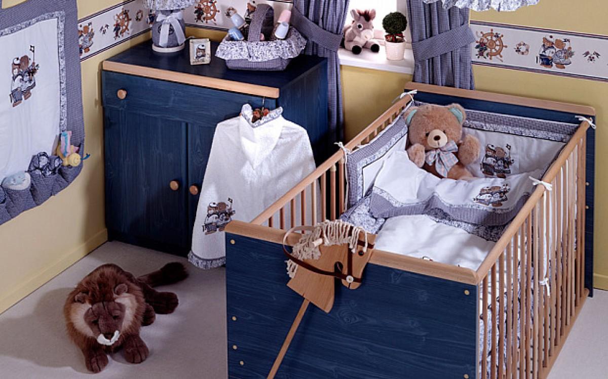 Ανακαινίζετε το παιδικό δωμάτιο για να υποδεχτείτε το μωρό; Ξανασκεφτείτε το!