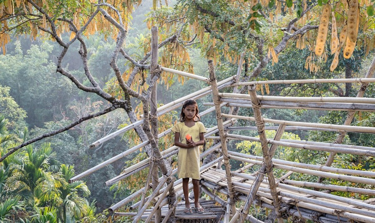 [Φωτογραφίες] Μία από τις ελάχιστες μητριαρχίες στον κόσμο