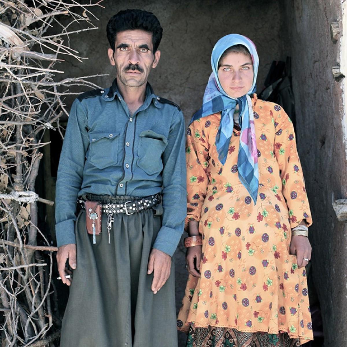 Μπαμπάδες και κόρες του Ιράν πέρα από κάθε στερεότυπο