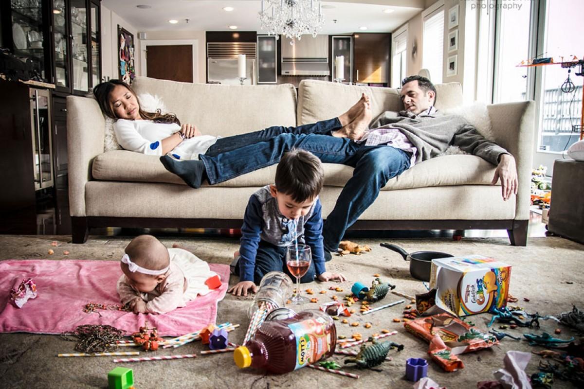 Το χάος που λέγεται «οικογένεια»