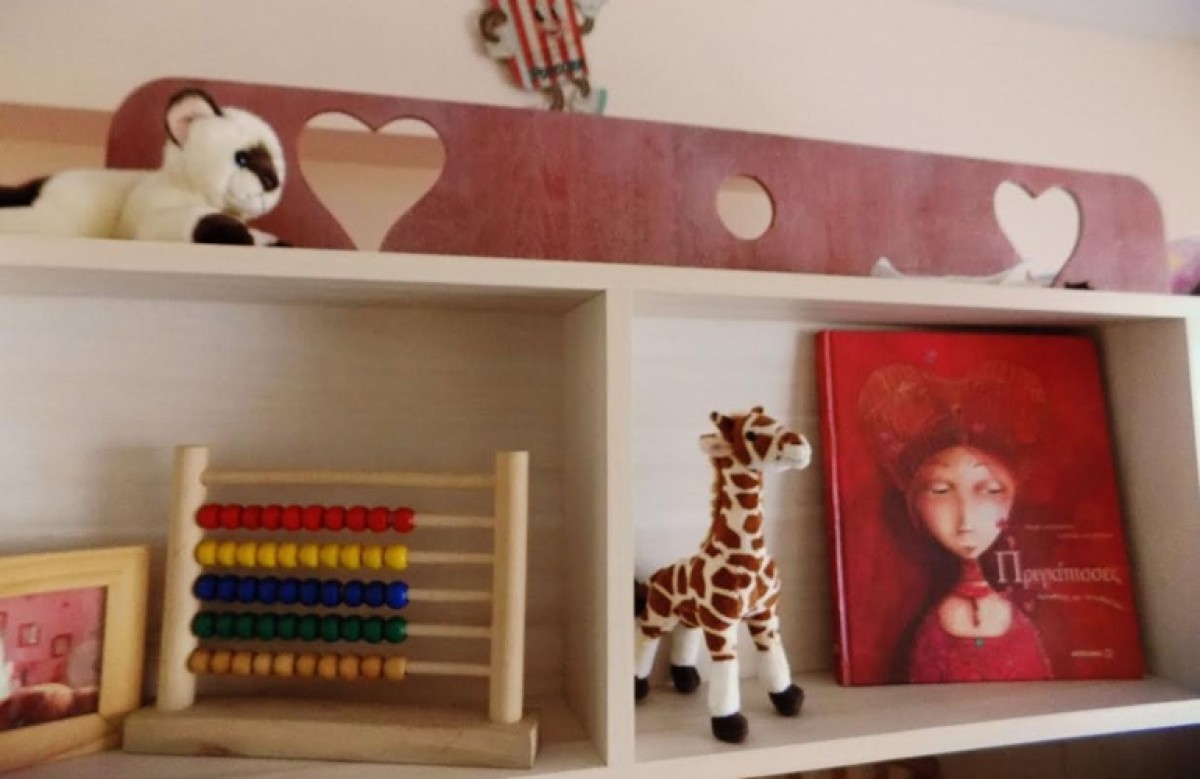 Το δωμάτιο της Ελένης και του Λουκά