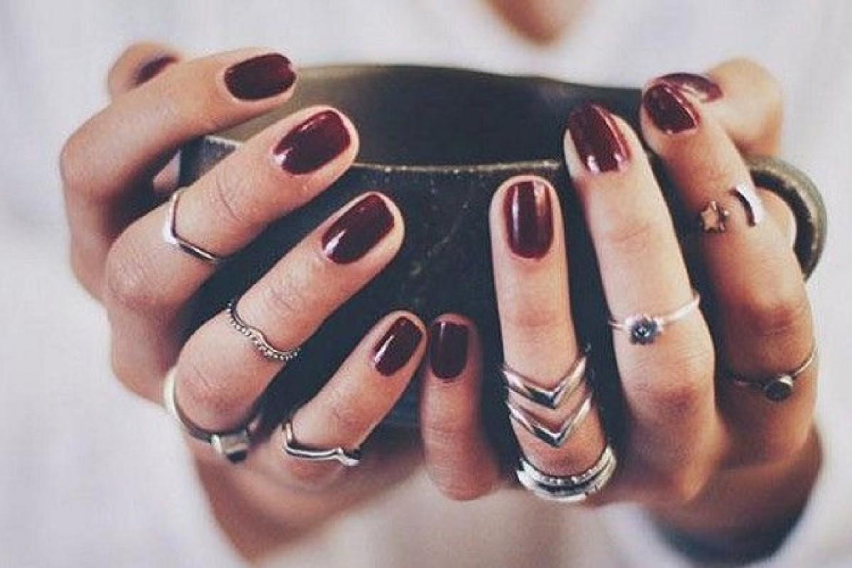 Όμορφα νύχια και μετά τις γιορτές!