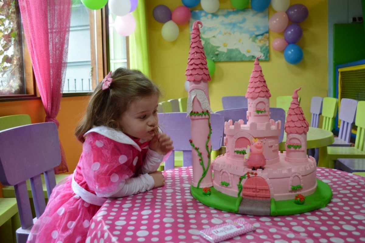 Το πάρτυ για τα τρίτα γενέθλια της Μαρίλιας!