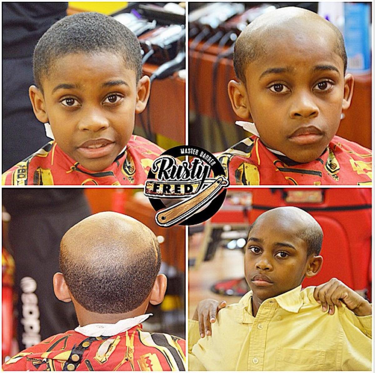 Κουρέας «τιμωρεί» τα απείθαρχα παιδιά κάνοντάς τα να μοιάζουν φαλακρά!