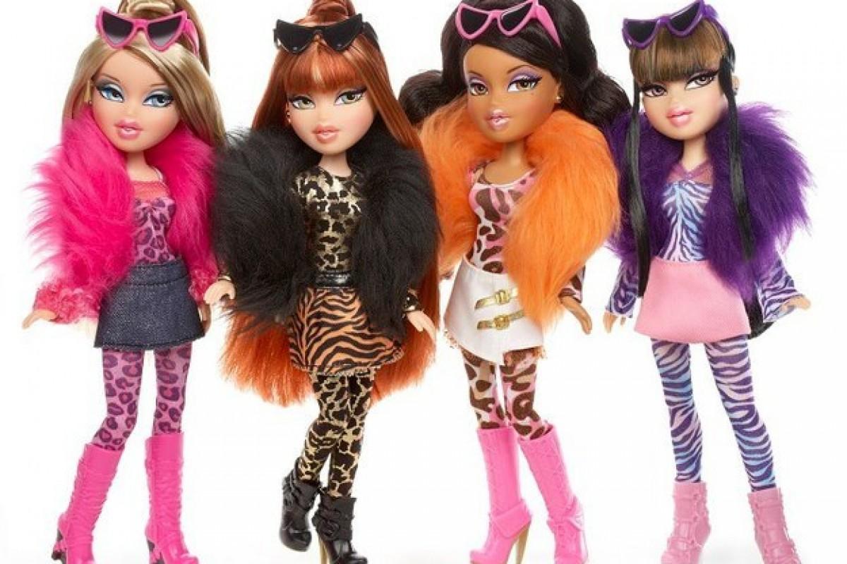 Έχετε δει τις κούκλες Bratz χωρίς μακιγιάζ;