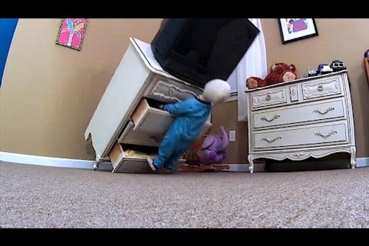 Δείτε πώς θα κάνετε το σπίτι σας πιο ασφαλές για τα μωρά