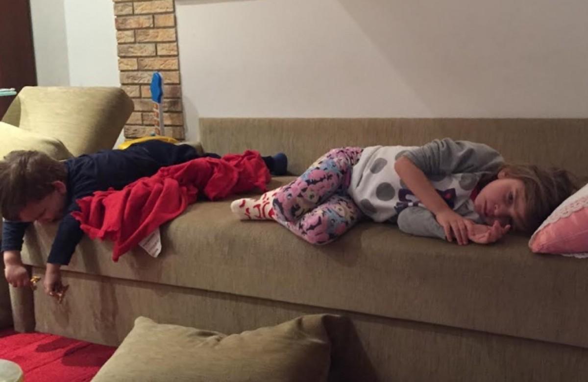 Μάνα κουράγιο! (ή αλλιώς… δυο νήπια με πυρετό!)