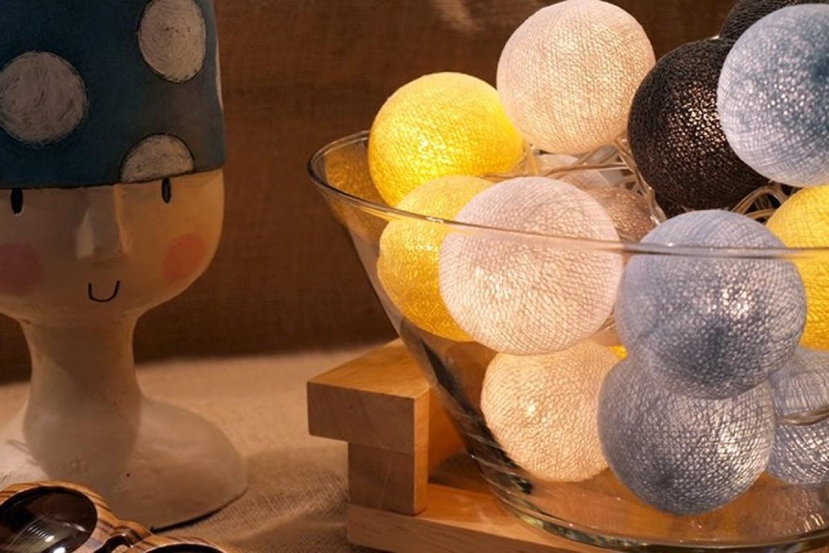 ΕΛΗΞΕ: Κερδίστε 3 γιρλάντες με φωτάκια BeeLights!