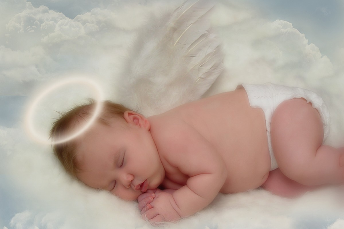 Ο άγγελος μου και ο ήρωάς μου!