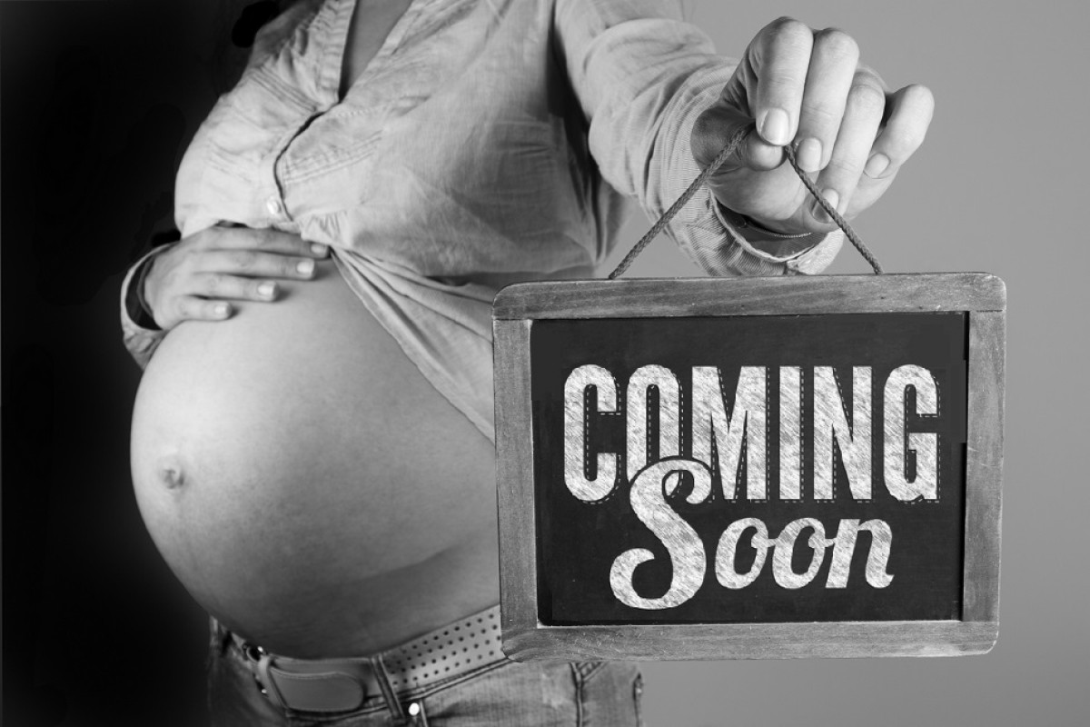 Γραφήματα που σου εξηγούν -ακριβώς- πώς είναι να είσαι έγκυος
