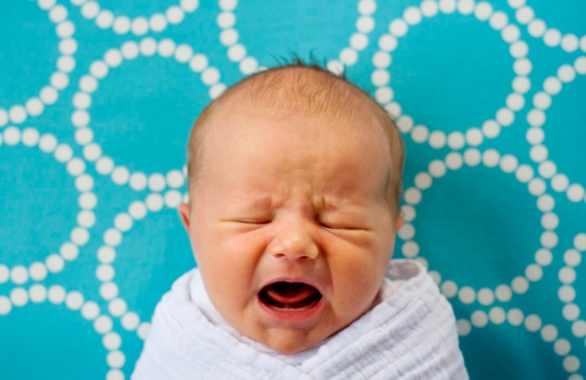 Να γιατί δεν πρέπει να αγνοείς το κλάμα των μωρών