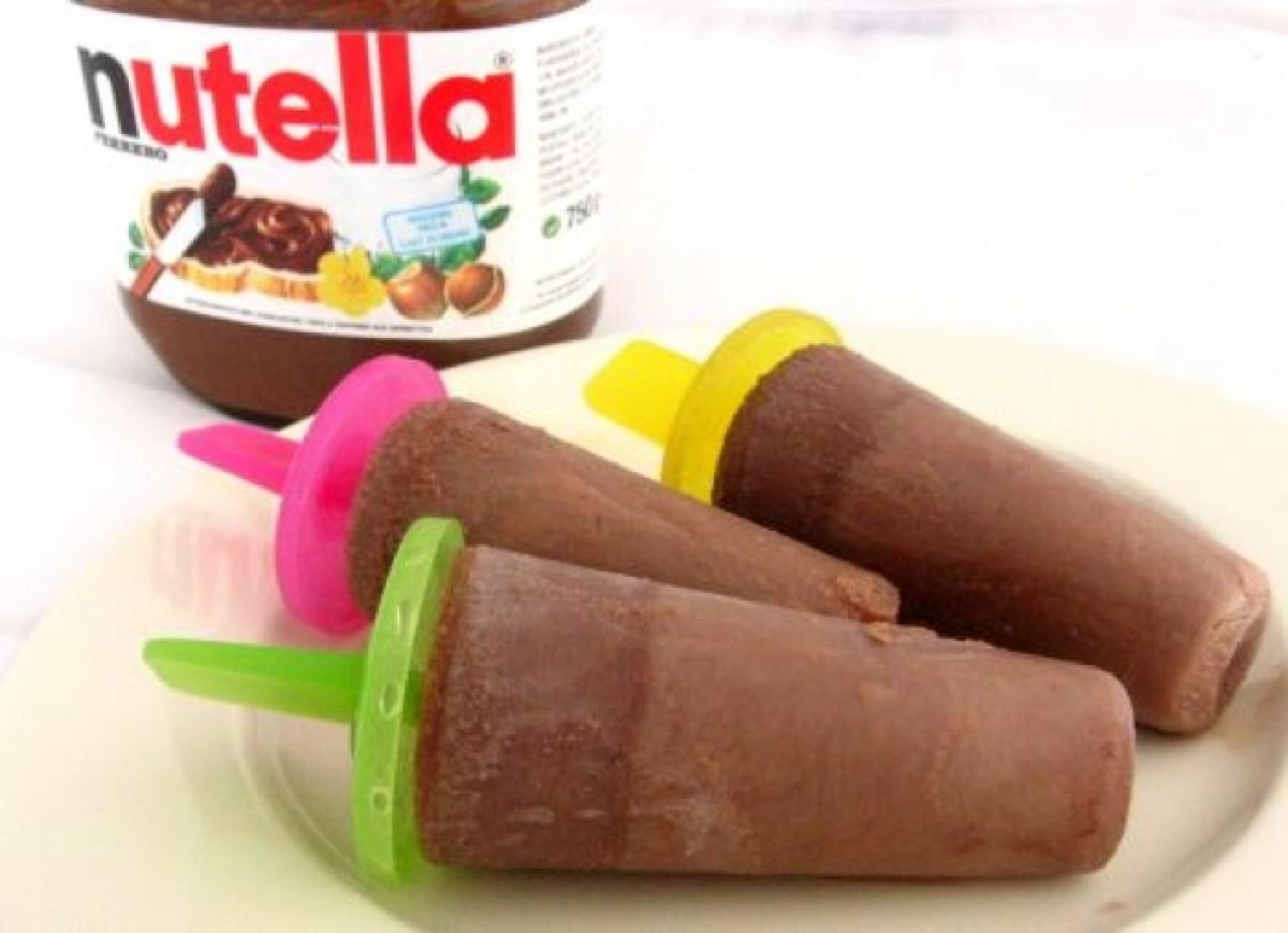 Παγωμένη απόλαυση Nutella (ή Merenda)