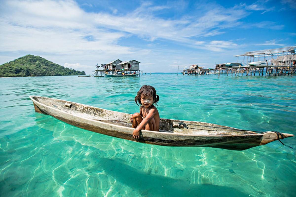 Οι νομάδες της θάλασσας: Μία φυλή του Μπόρνεο ζει στον δικό της μικρό παράδεισο